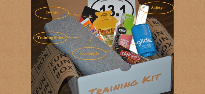 $10 Off Fun Run Box – Cyber Monday Running Subscription Box Deal!