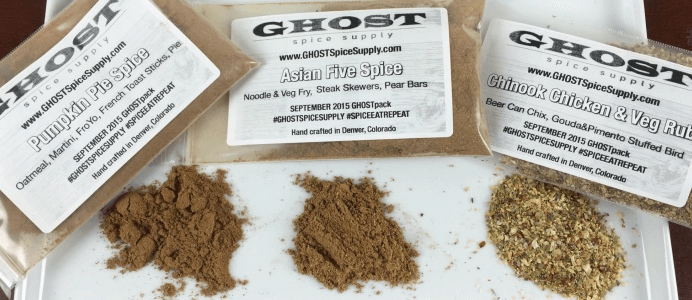 Ghost Spice Supply Cyber Monday HALF OFF Deal!
