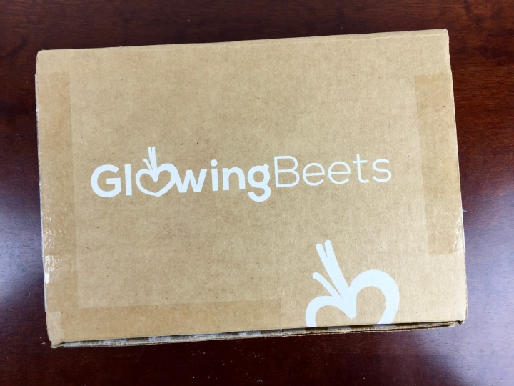 glowing beets november 2015 box