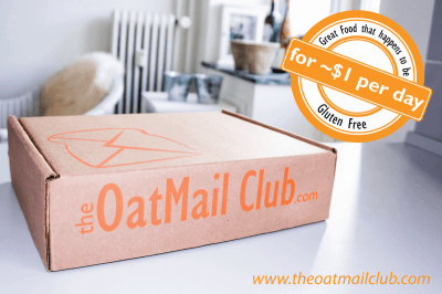 The Oatmail Club Cyber Monday Subscription Box Deal – 40% Off First Month!