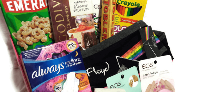 GrrlBox Time of the Month Subscription Box Cyber Monday Deals