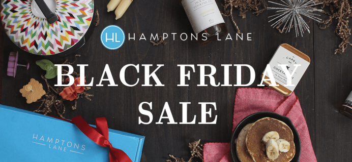Hamptons Lane Cyber Monday Deals: 20% Off In Shop + Member Pricing On All Boxes!