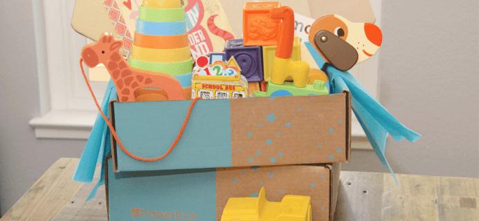 30% Off Hoppi Box Black Friday Deal – Quarterly Premium Toy Subscription Box!