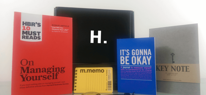Hustle Crate Entrepreneur Book Subscription Box Cyber Monday Deal – 25% Off!