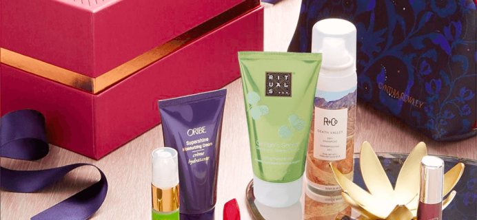 Birchbox Limited Edition Luxe List Available Again + Giveaway Time!