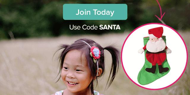 Citrus Lane 30% Off Coupon Code & Free Santa Stocking!