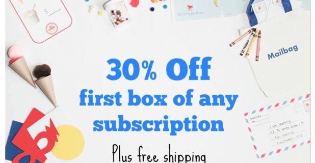 Bramble Box New 30% Off Coupon Code!