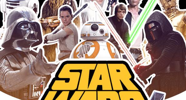 Hero Box Star Wars Saga Box Limited Edition Mystery Box!