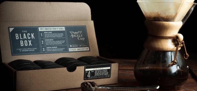 Angels' Cup Gesha Holiday Black Box – Only 75 Available!