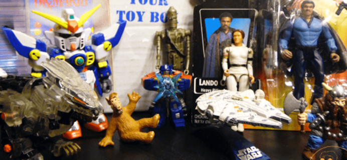 Cyber Monday Coupon Code – Your Toy Box 10% Off