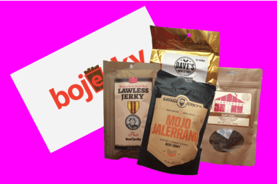 Bojerky Cyber Monday Deal: First Box $11!