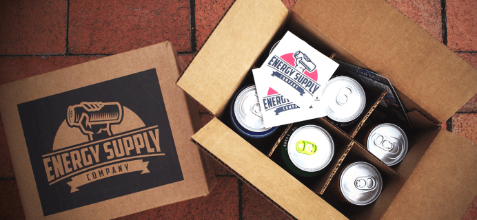 Try Your First Energy Supply Co. Box Free!