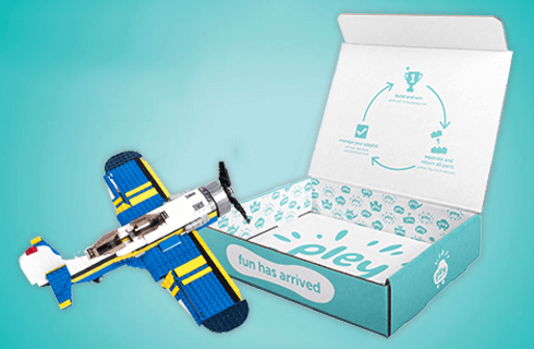Pley Lego Subscription Box Black Friday Deal – One Month Free with 6 Month Subscription!