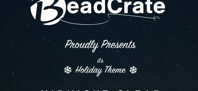 BeadCrate Cyber Monday Deal: 20% Off Any Subscription!