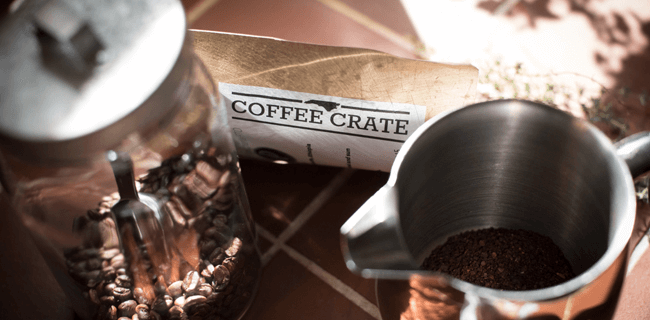 Coffee Crate Cyber Monday Deal! 20% Off Any Subscription!