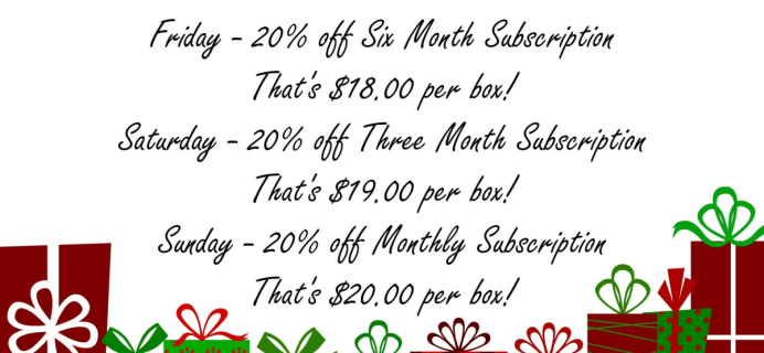 Kloverbox Black Friday Deals – Save 20%!