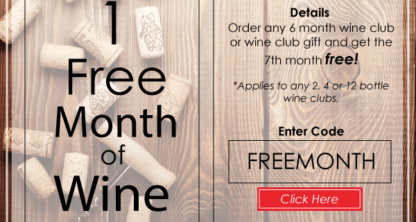 PLONK Wine Club Cyber Monday Coupon Code – Free Month With Subscription!