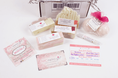 Soap Box Monthly Cyber Monday Coupon: Save $4 On First Box!