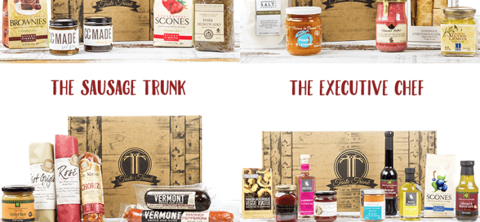 Taste Trunk Cyber Monday Deal – Buy One Trunk Get BBQ Trunk Free!