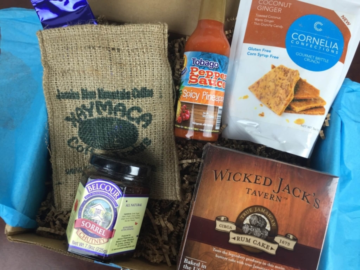 island discovery box holiday november 2015 review
