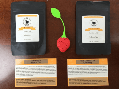 Loose Tea Addict: 15% Off Any Subscription or Free Box Cyber Monday Deals!