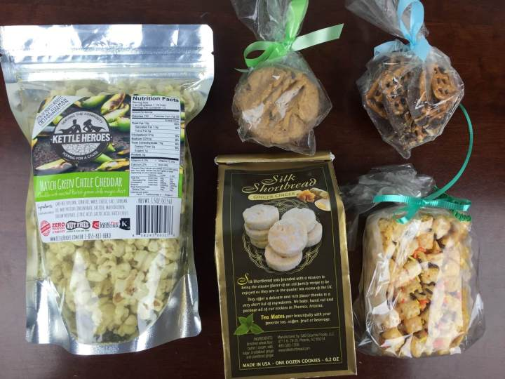 monthly munchy november 2015 review
