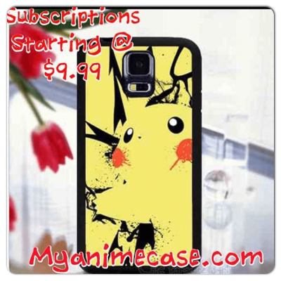 My Anime Case 50% Off Cyber Monday Deal