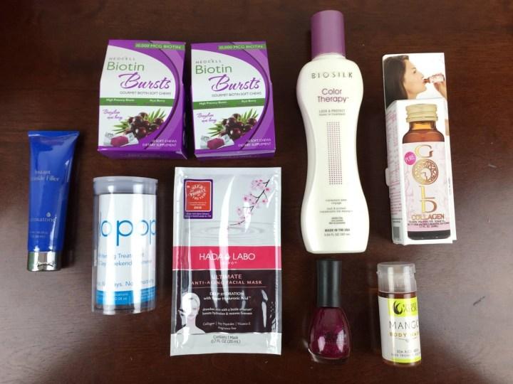 new beauty test tube november 2015 review