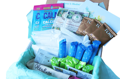 Half Off OleaBox Time of the Month Subscription Box Cyber Monday Deal