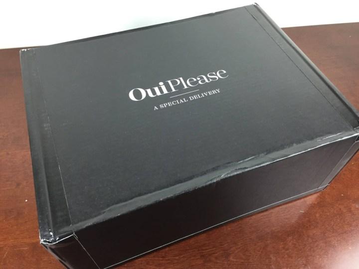oui please november 1.5 2015 box