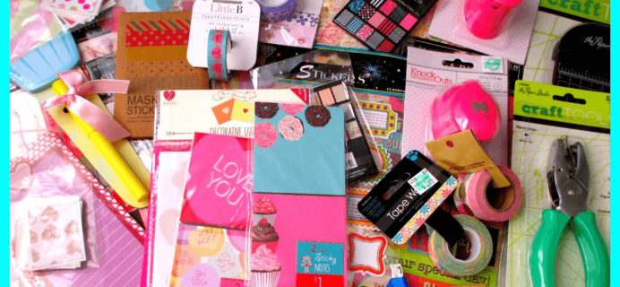 Planner Anna Cyber Monday Planner Subscription Box Coupons! 30% Off First Box + $20 Off the HAUL Box!!
