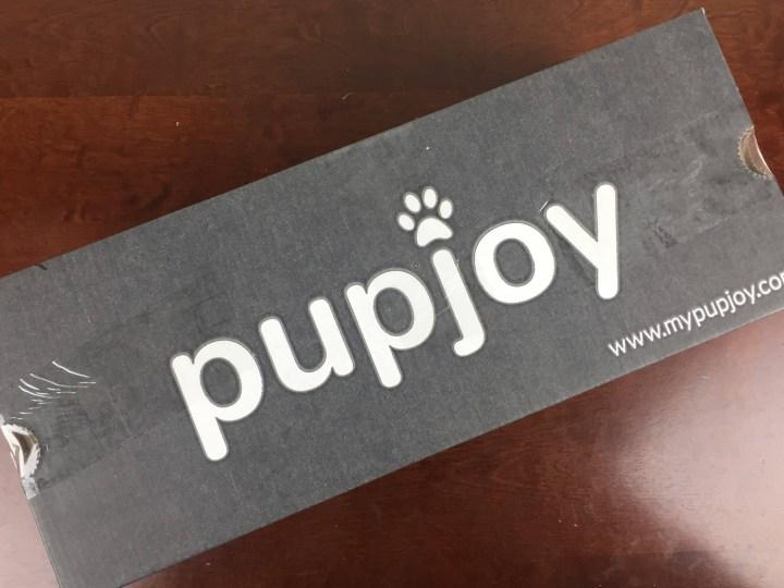 pupjoy october 2015 box
