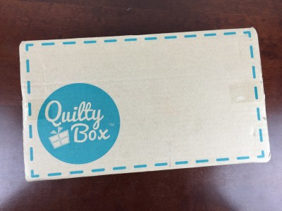 Quilty Box Review + $10 Coupon Code – October 2015