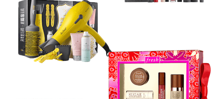 Sephora Holiday Gift Guide – The Best Sets, Palettes, Tools, and Other Must-Haves!