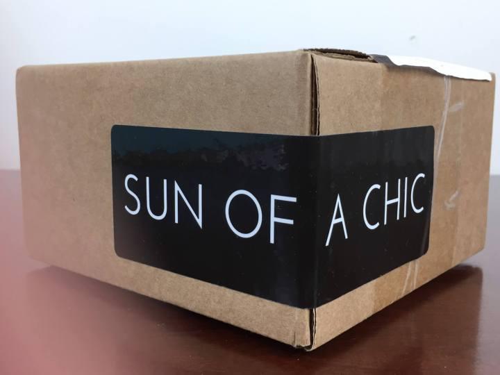 sun of a chic november 2015 box