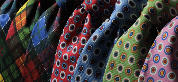 Tie It On! Men's Tie Subscription Box Cyber Monday Deal 20% Off Code