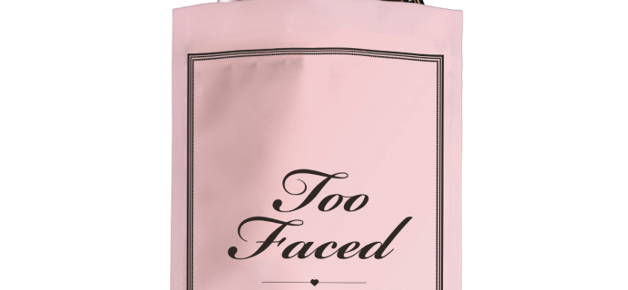 2015 Too Faced Beauty Mystery Bag Spoilers