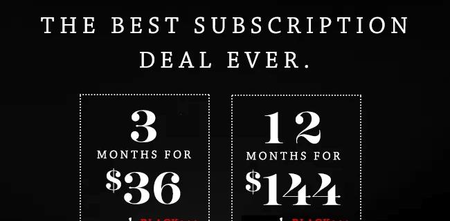 Treatsie Black Friday Subscription Box Deals: $12 Per Box!