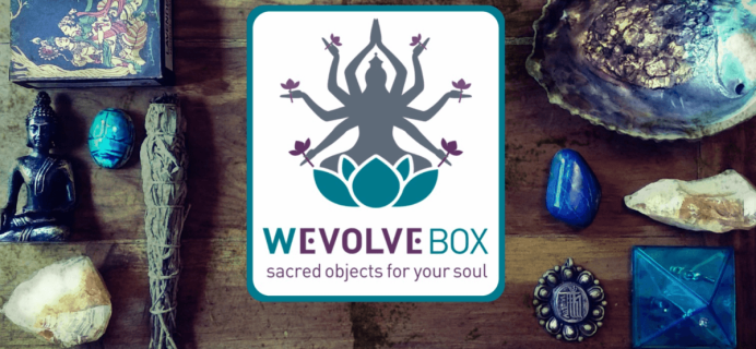 WEvolve Mystical Subscription Box Cyber Monday Deal: $15 Coupon Code