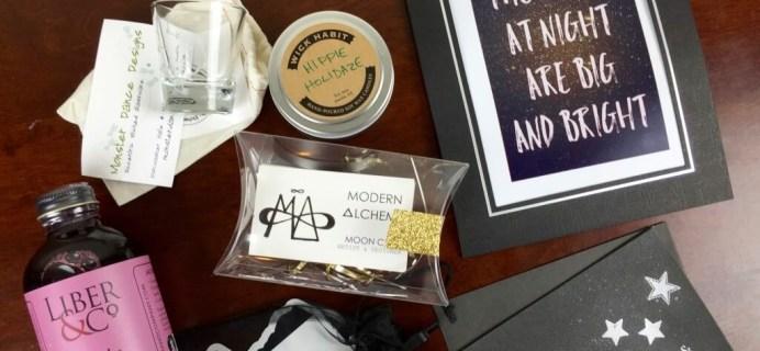 Austin Bat Box December 2015 Subscription Box Review & Coupon