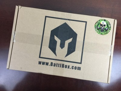 BattlBox Survival & Tactical Gear Subscription Box Review & Coupon Code – October 2015