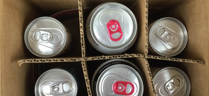 Energy Supply Co. December 2015 Review & Coupon – Energy Drink Subscription Box