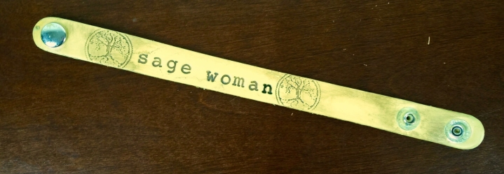 Honey & Sage November 2015 Sage Woman Box bracelet