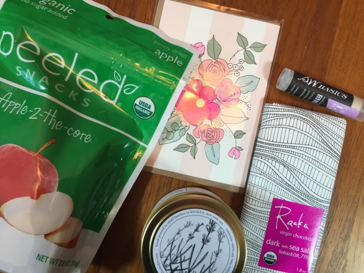 Little Luxe Box December 2015 review