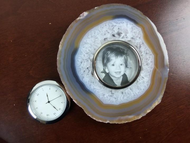 Neiman Marcus POPSUGAR Must Have 2015 Special Edition clock