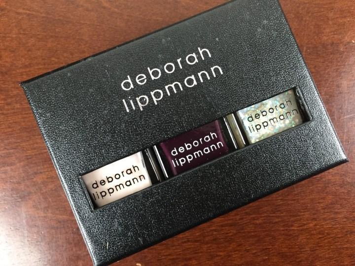 Neiman Marcus POPSUGAR Must Have 2015 Special Edition deborah lippman boxed set