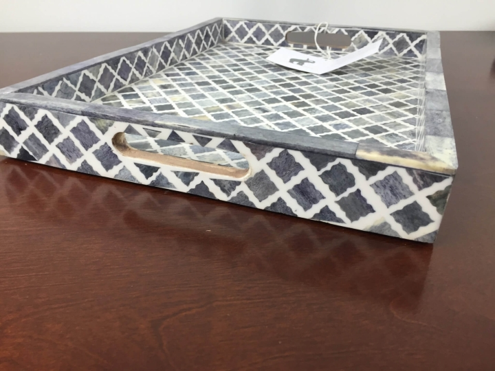 Neiman Marcus POPSUGAR Must Have 2015 Special Edition psmh tray side