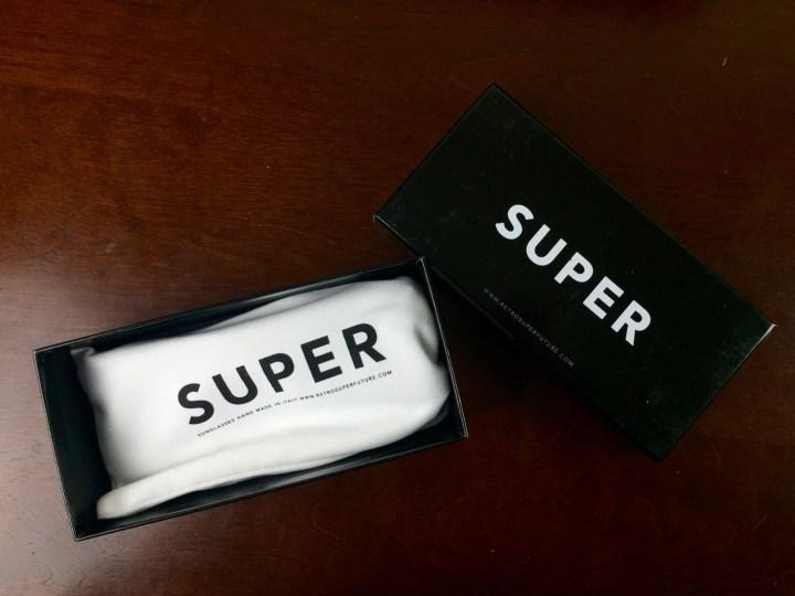 Neiman Marcus POPSUGAR Must Have 2015 Special Edition super sunglasses box