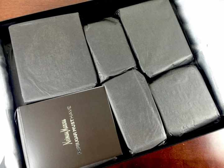 Neiman Marcus POPSUGAR Must Have 2015 Special Edition unwrapping