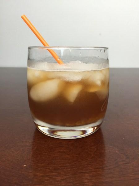 Shaker & Spoon Winter Bourbon Box December 2015 Inca Berry Sour